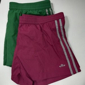 Old Navy Active Running Shorts Lot of 2 Size L
